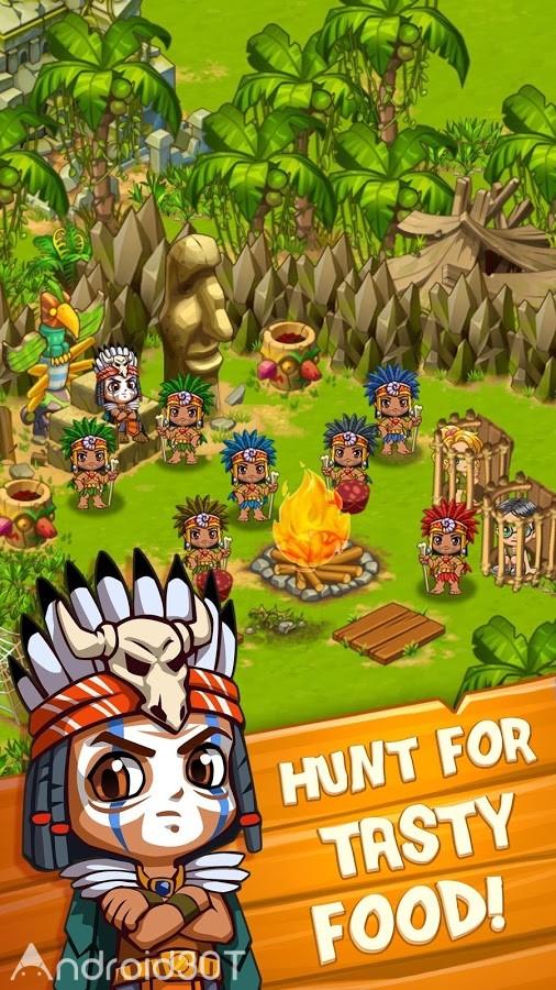 دانلود Island Experiment 4.0323 – بازی جزیره اسرار آمیز برای اندروید
