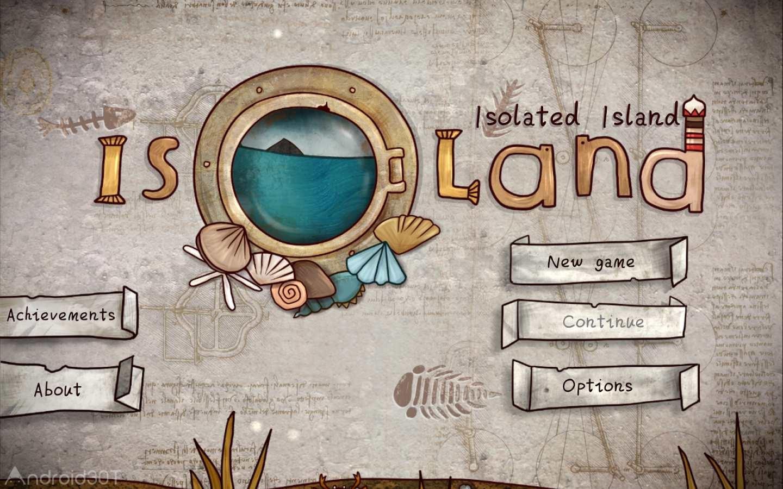 دانلود Isoland 2.1.4 – بازی پازلی جزیره ایزولند اندروید