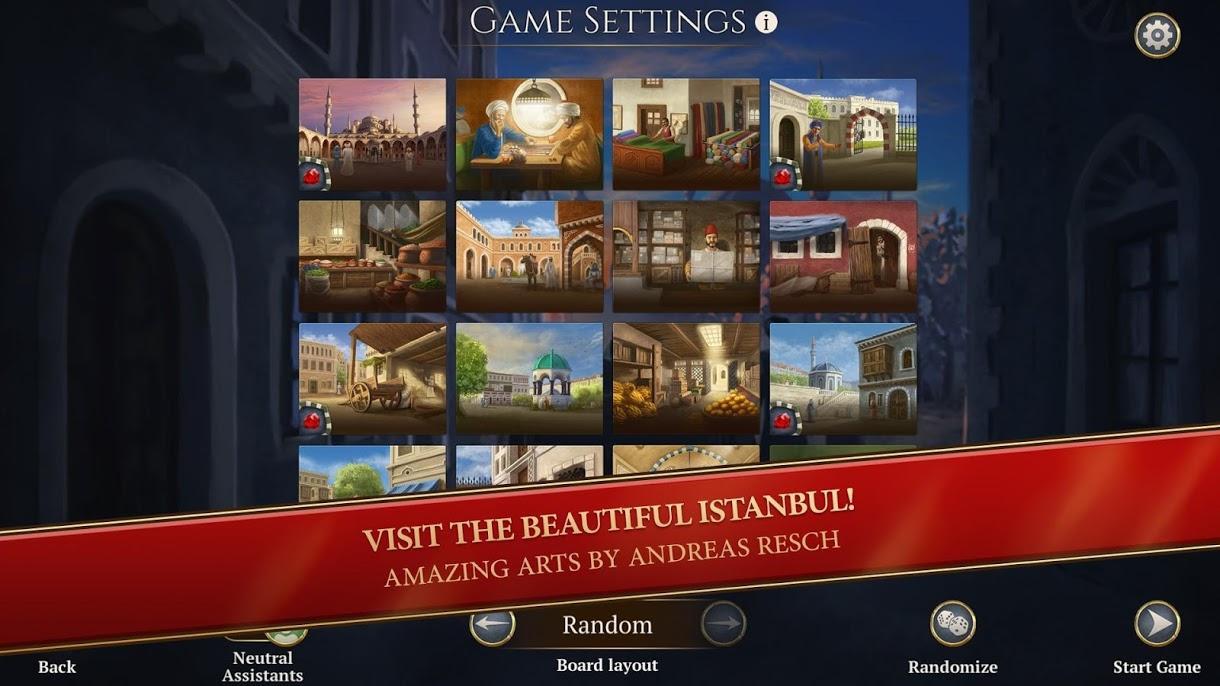 دانلود Istanbul: Digital Edition 1.1.3 – بازی تخته ای جدید اندروید