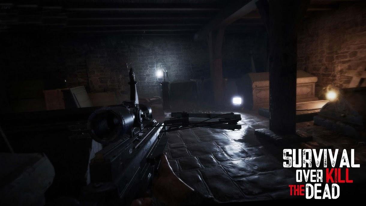دانلود Overkill the Dead: Survival 1.1.10 – بازی اکشن تیراندازی برای اندروید