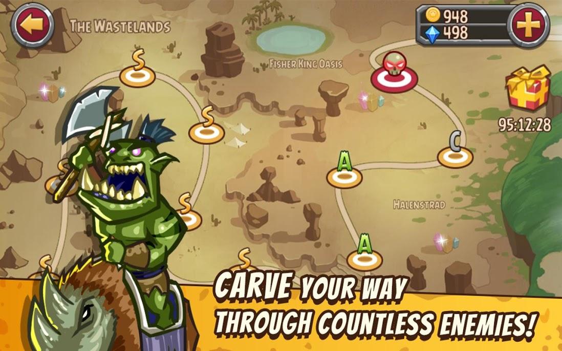 دانلود Pocket Heroes 2.0.4 – بازی نقش آفرینی اندروید