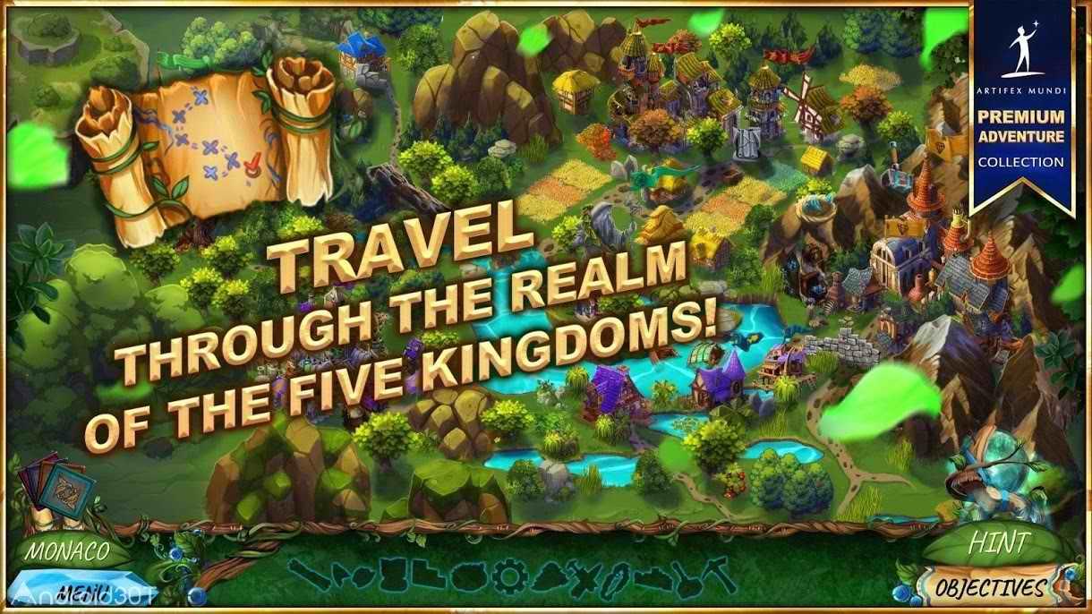 دانلود Queen's Quest 4: Sacred Truce 1.3 – بازی ماموریت ملکه 4 اندروید