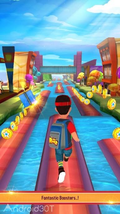 دانلود RUN RUN 3D – 3 v4.5 – بازی دوندگی 3 بعدی اندروید