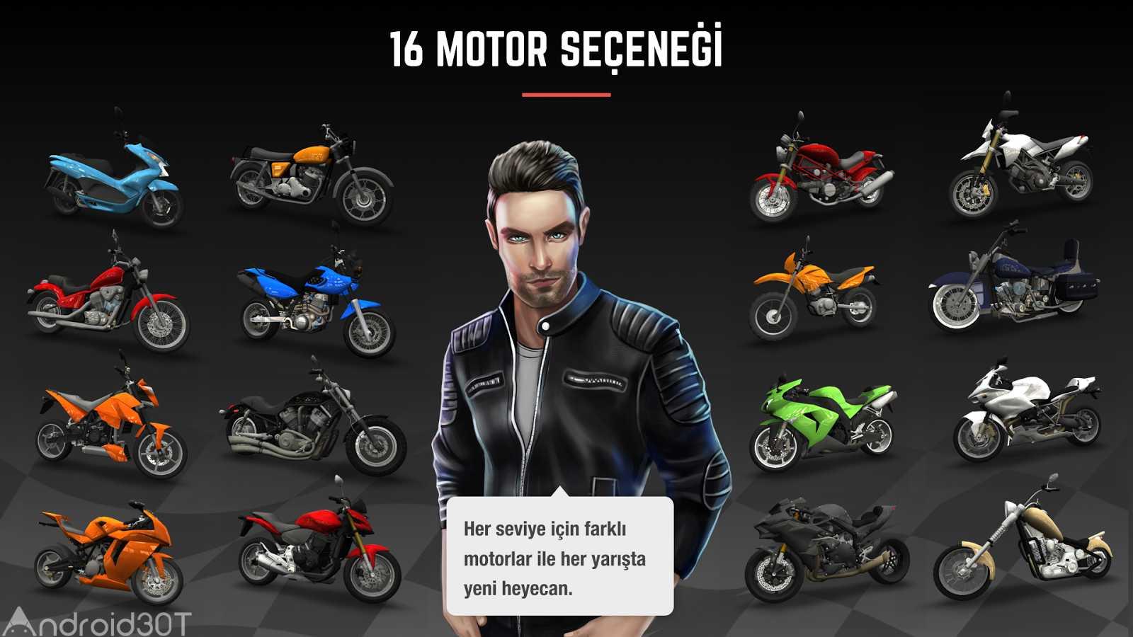 دانلود Racing Fever: Moto 1.81.0 – بازی عالی موتورسواری اندروید