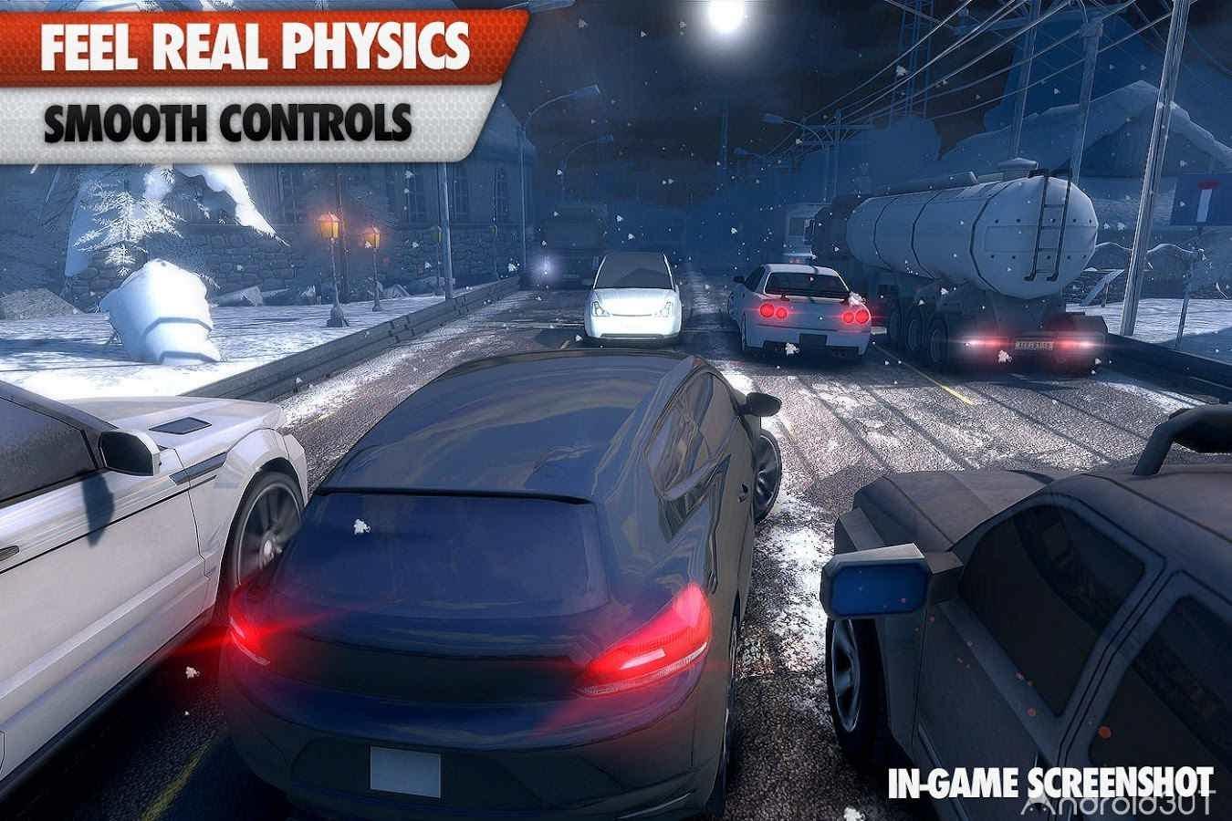 دانلود Racing Horizon :Unlimited Race 1.1.2 – بازی مسابقات بی پایان اندروید