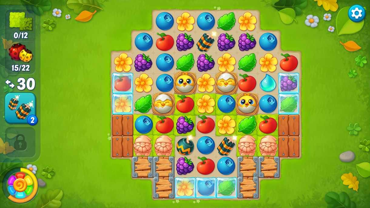 دانلود Ranch Adventures: Amazing Match Three 18.1 – بازی ماجراجویی در مزرعه اندروید
