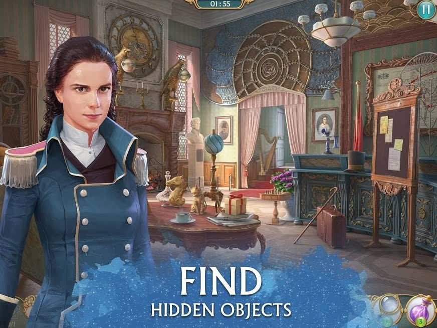 دانلود Ravenhill : Hidden Mystery 2.23.3 – بازی کشف معمای راون هیل اندروید