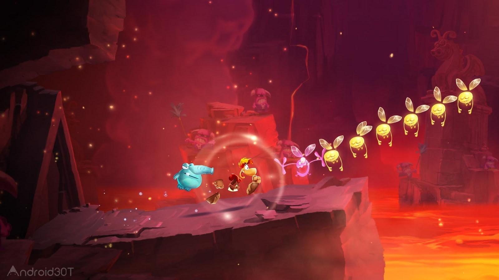 دانلود Rayman Adventures 3.9.1a – بازی ماجراجویی ریمن اندروید!