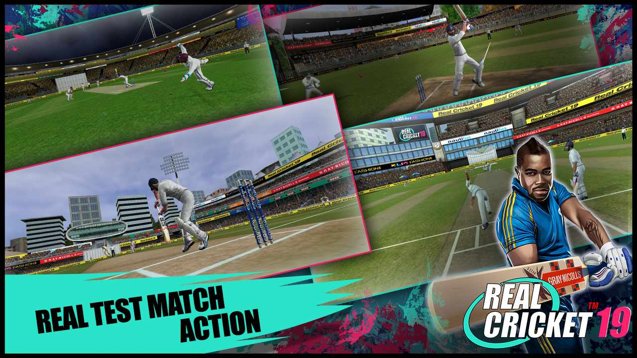 دانلود Real Cricket 20 v4.5 – بازی مسابقات کریکت 20 برای اندروید