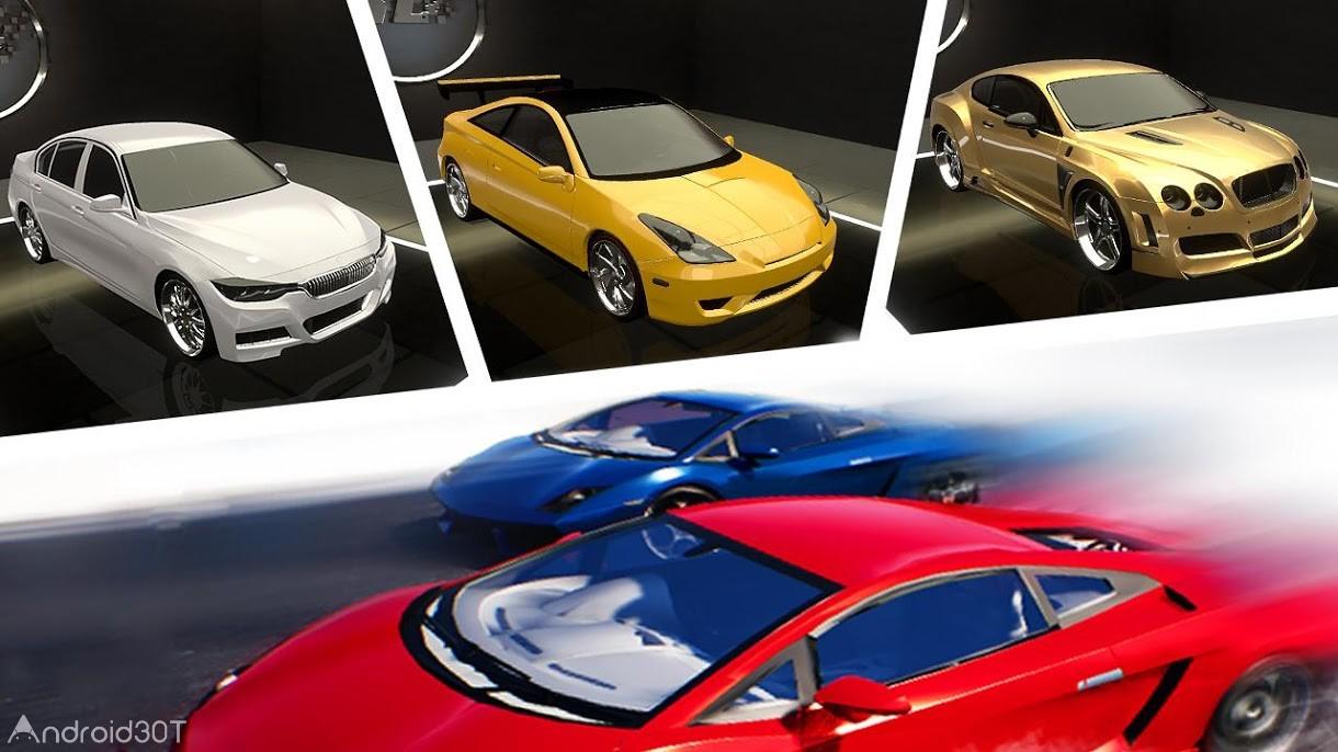 دانلود Real Driving : Ultimate Car Simulator 1.05 – بازی شبیه ساز رانندگی اندروید