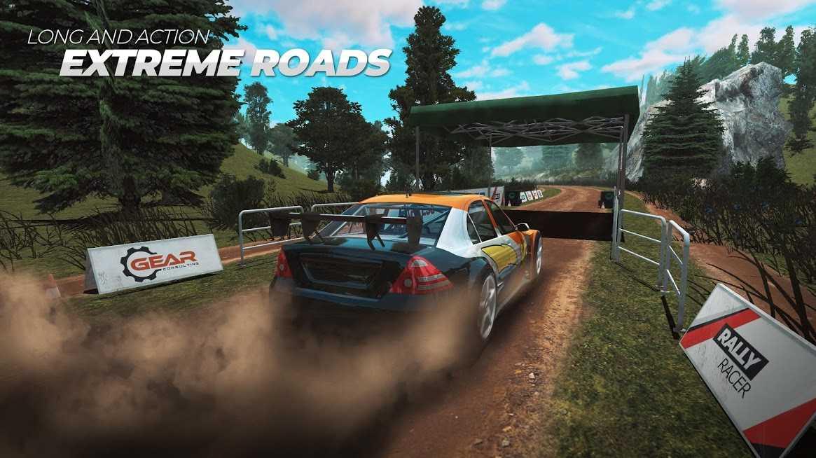 دانلود Real Rally 0.4.7 – بازی مسابقه ای رالی واقعی اندروید