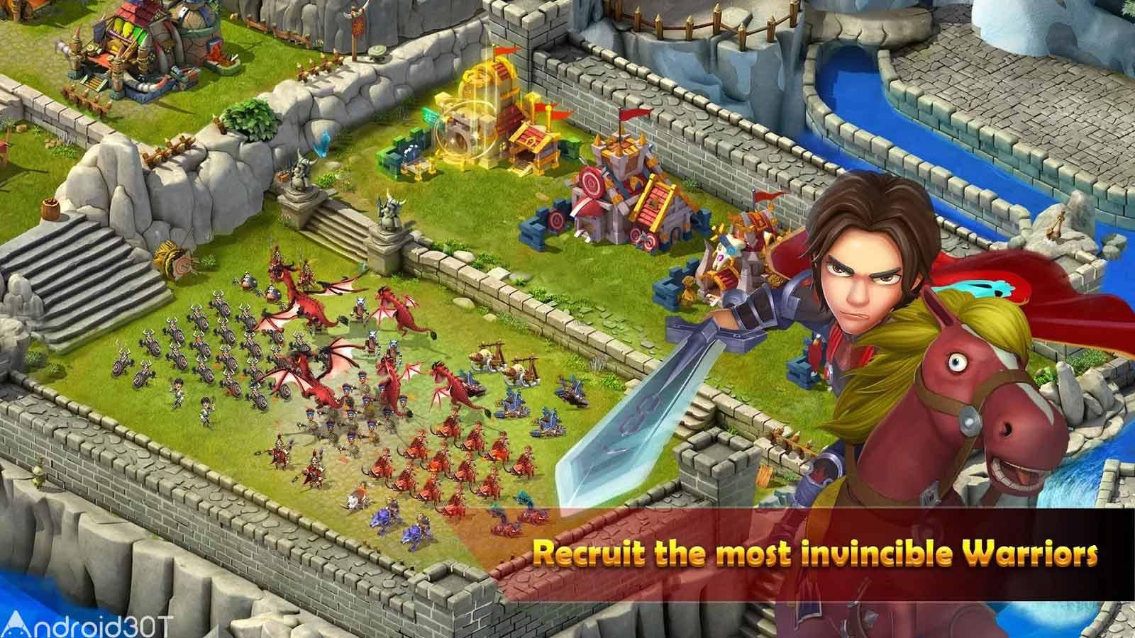 دانلود Riot of Tribes 1.0.6 – بازی استراتژی شورش قبلیه ای اندروید