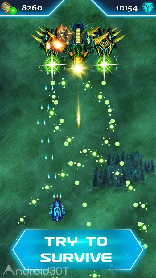 دانلود River Killer 2 v25 – بازی اکشن جنگ کهکشان اندروید