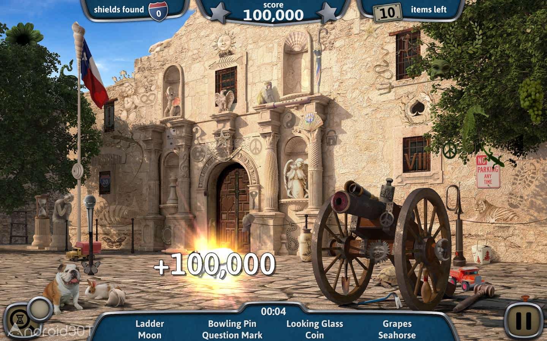 دانلود Road Trip USA – A Classic Hidden Object Game 1.0.25 – بازی فکری سفر جاده ای آمریکا اندروید