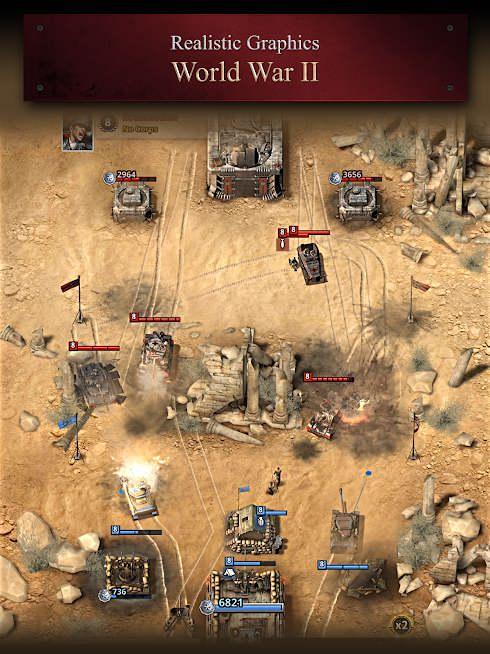 دانلود Road to Valor: World War II v2.10.1547.35969 – بازی استراتژیک جنگ جهانی دوم اندروید
