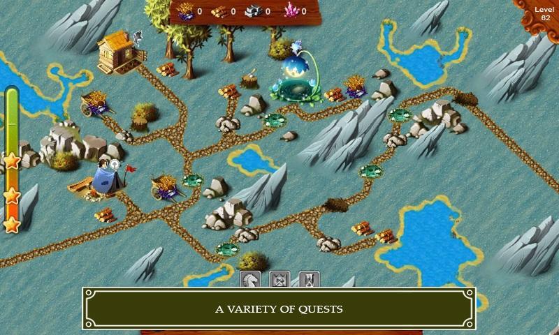 دانلود Royal Roads 1.0 – بازی استراتژیک مسیر سلطنتی اندروید