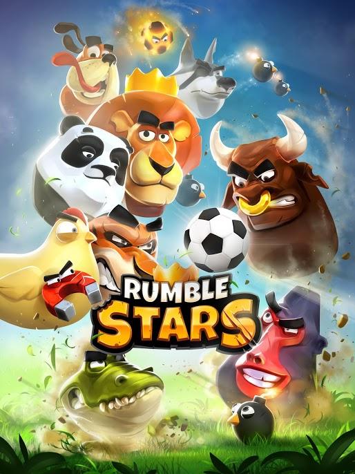 دانلود Rumble Stars 1.8.0.2 – بازی ورزشی جدید اندروید