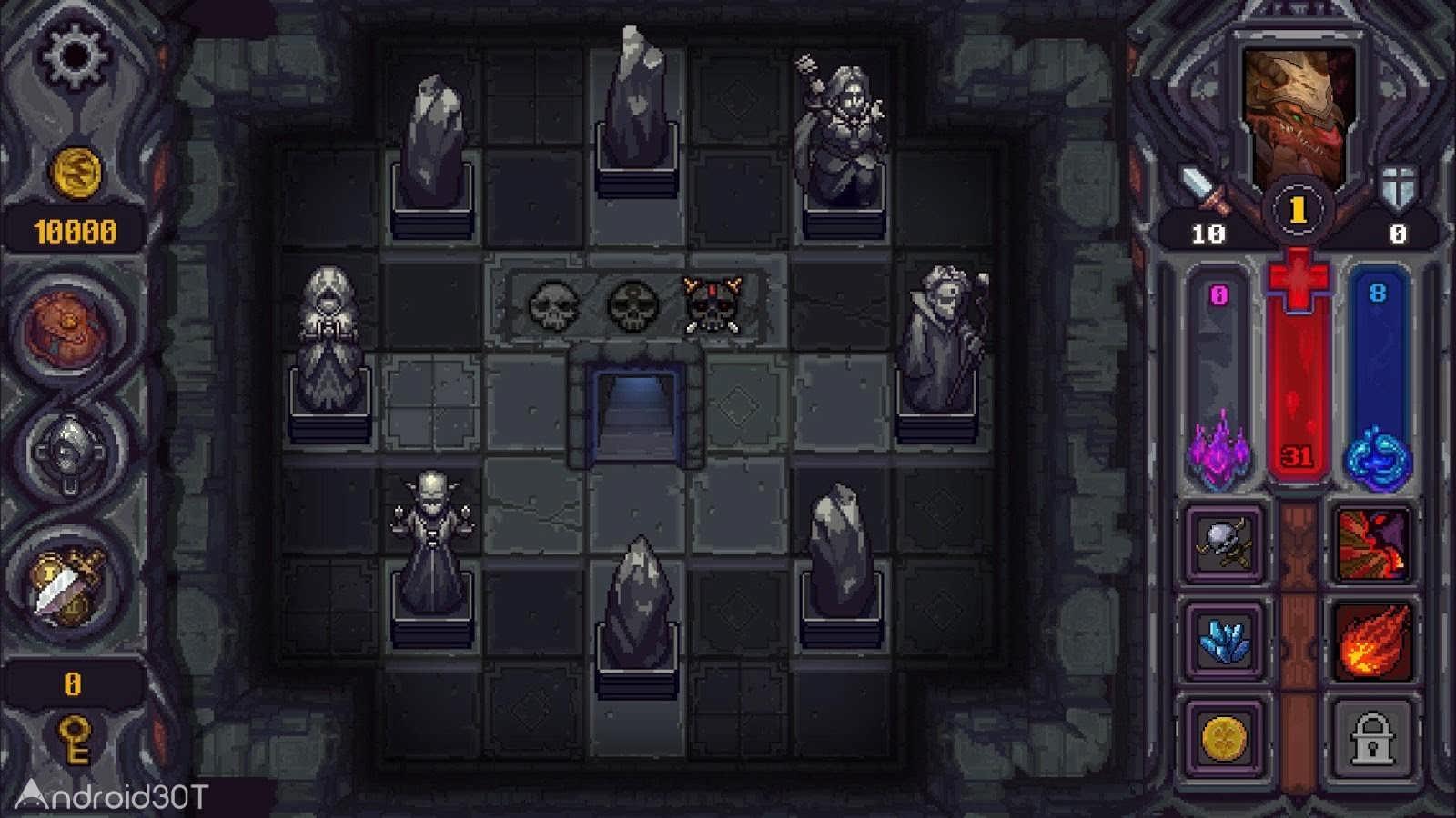 دانلود Runestone Keeper 1.2.6095 – بازی استراتژیکی نگهبان سیاهچال اندروید