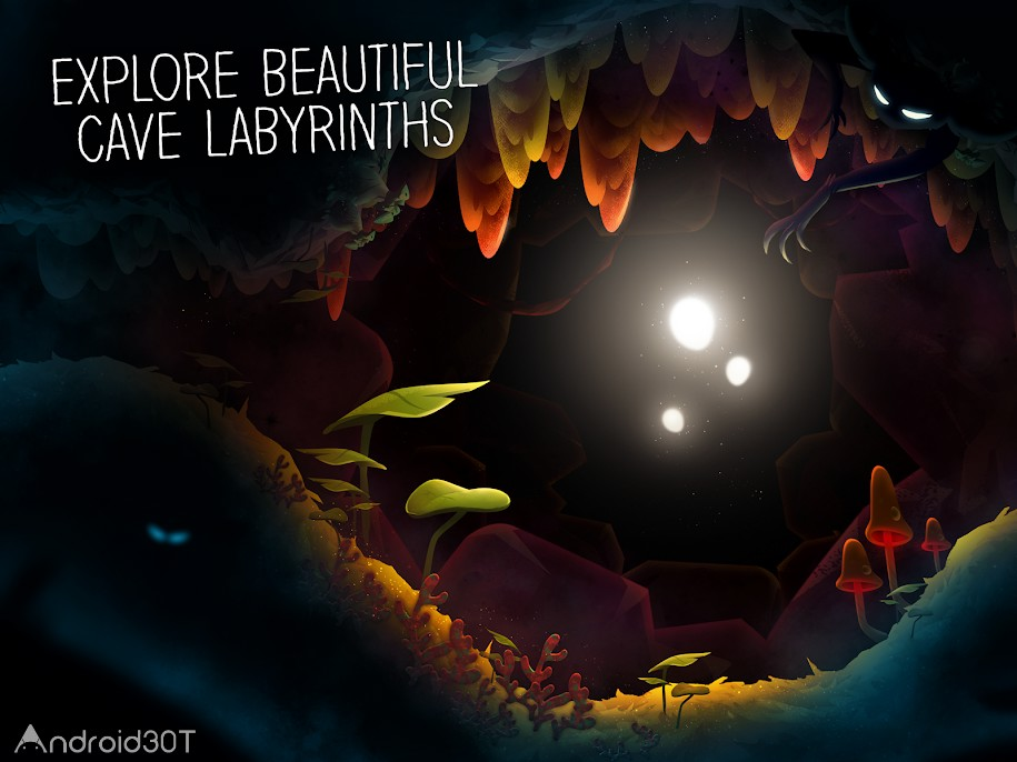دانلود SHINE – Journey Of Light 1.81.00 – بازی ماجراجویی متفاوت برای اندروید