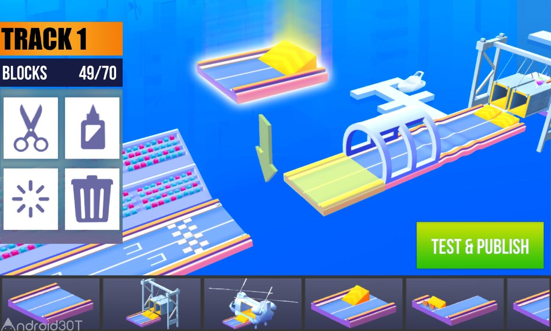 دانلود SUP Multiplayer Racing 2.2.8 – بازی مسابقه ای ماشین سواری اندروید