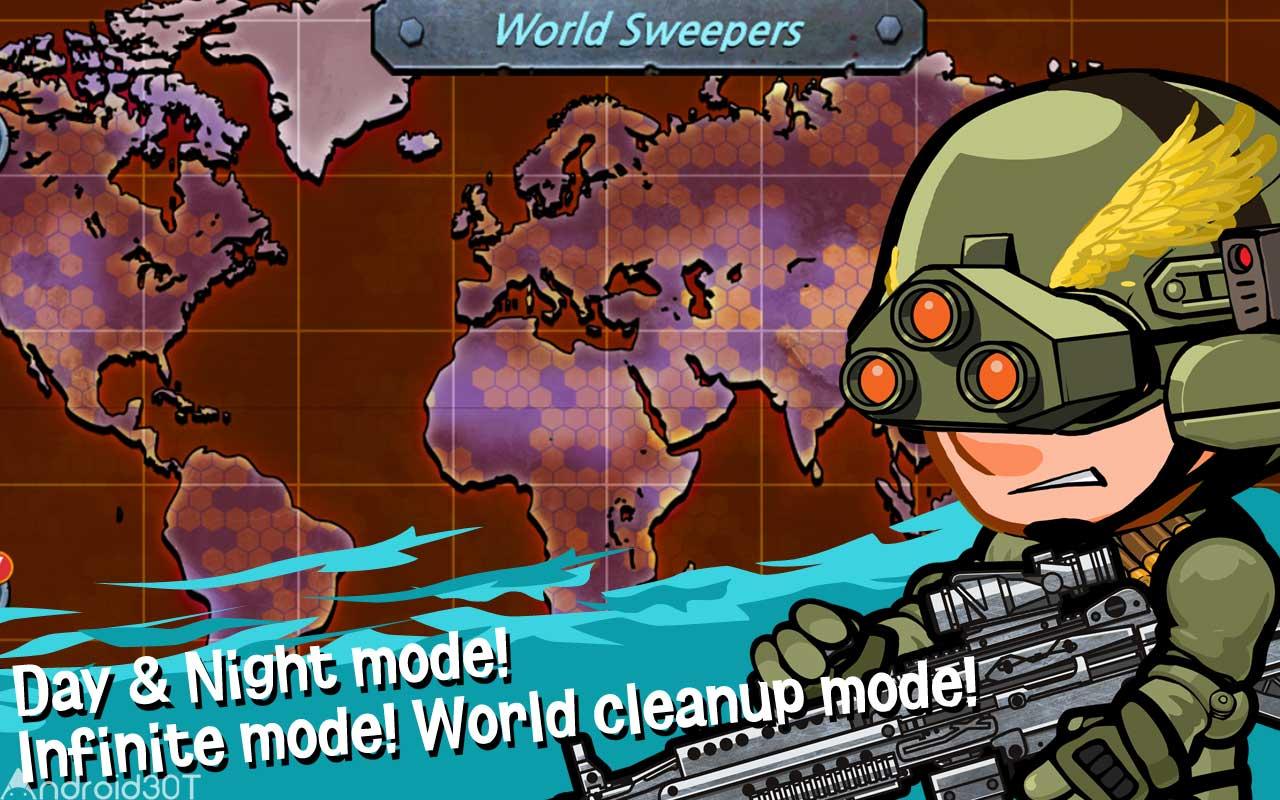 دانلود SWAT and Zombies Season 2 2.2.2 – بازی مبارزه با زامبی اندروید