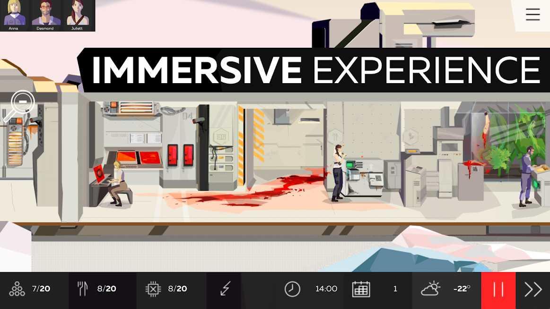 دانلود SYMMETRY Space Survival 1.5 – بازی بقا در فضا اندروید