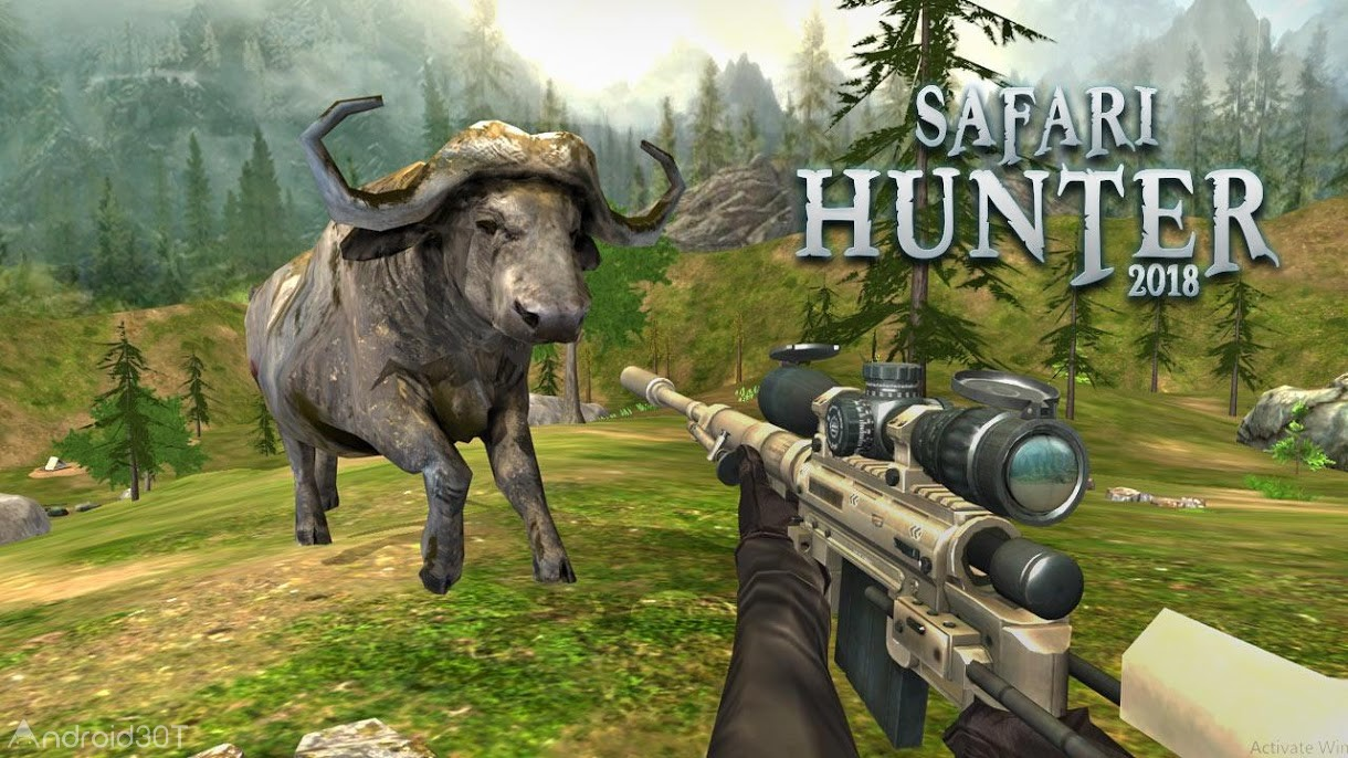 دانلود 1.2 Safari Hunt 2018 – بازی شکار حیوانات اندروید