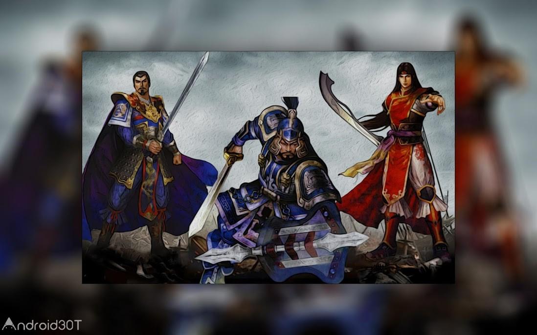 دانلود Samurai Warrior – Kingdom Hero 2.2 – بازی اکشن جنگجوی سامورایی اندروید