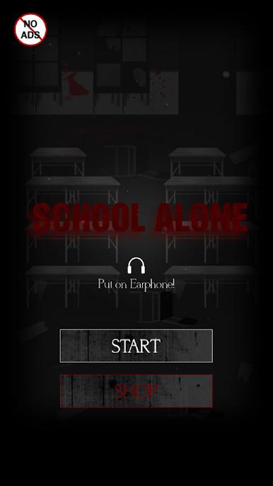 دانلود 1.11 School Alone – بازی سرگرم کننده برای اندروید