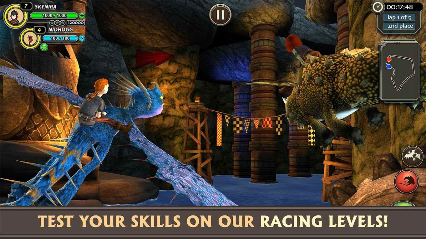 دانلود School of Dragons 3.11.0 – بازی نقش آفرینی مدرسه اژدها اندروید