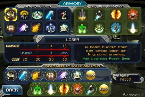 دانلود Sentinel 3: Homeworld 1.4.2 – بازی استراتژیک نگهبان 3 اندروید