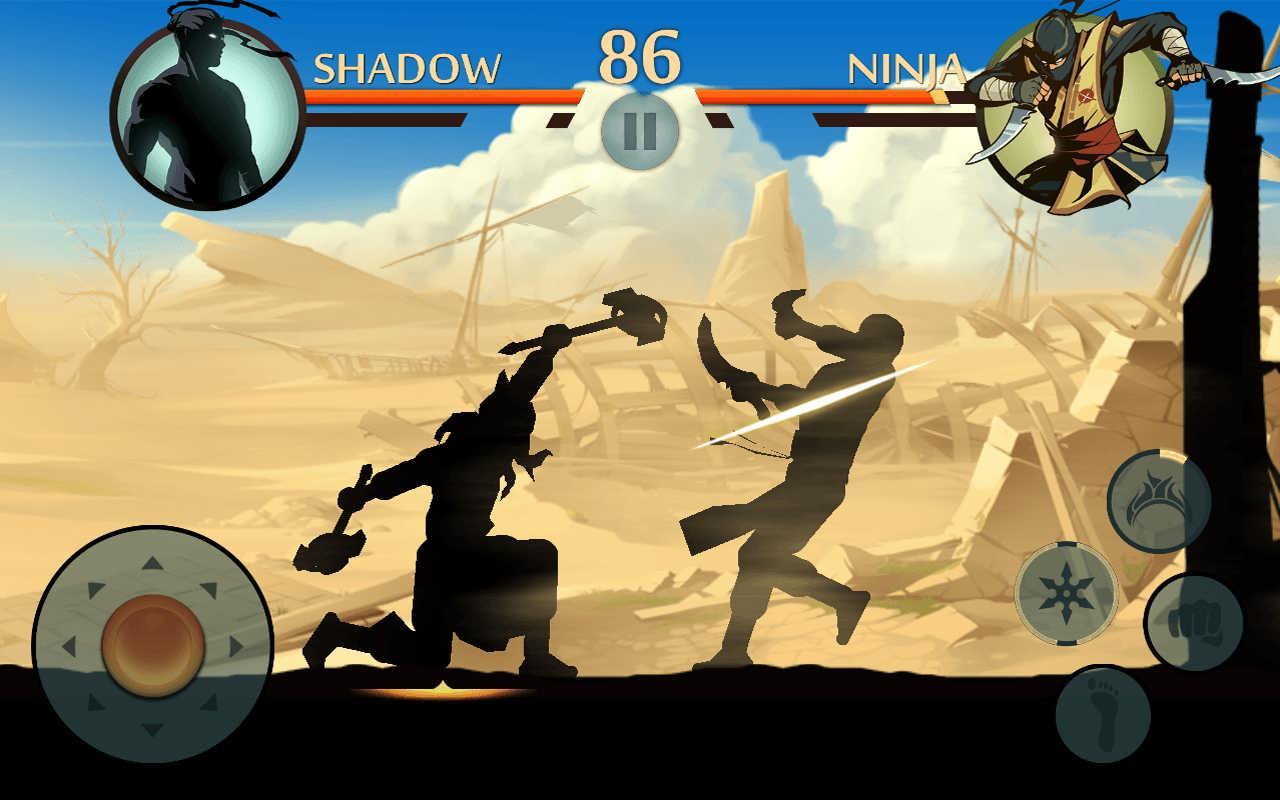دانلود Shadow Fight 2 Special Edition 1.0.9 – بازی اکشن مبارزه سایه ۲ اندروید