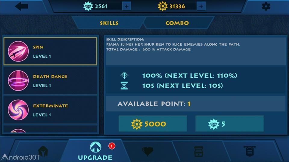 دانلود Shadow Fighter 1.37.1 – بازی اکشن شادو فایتر اندروید