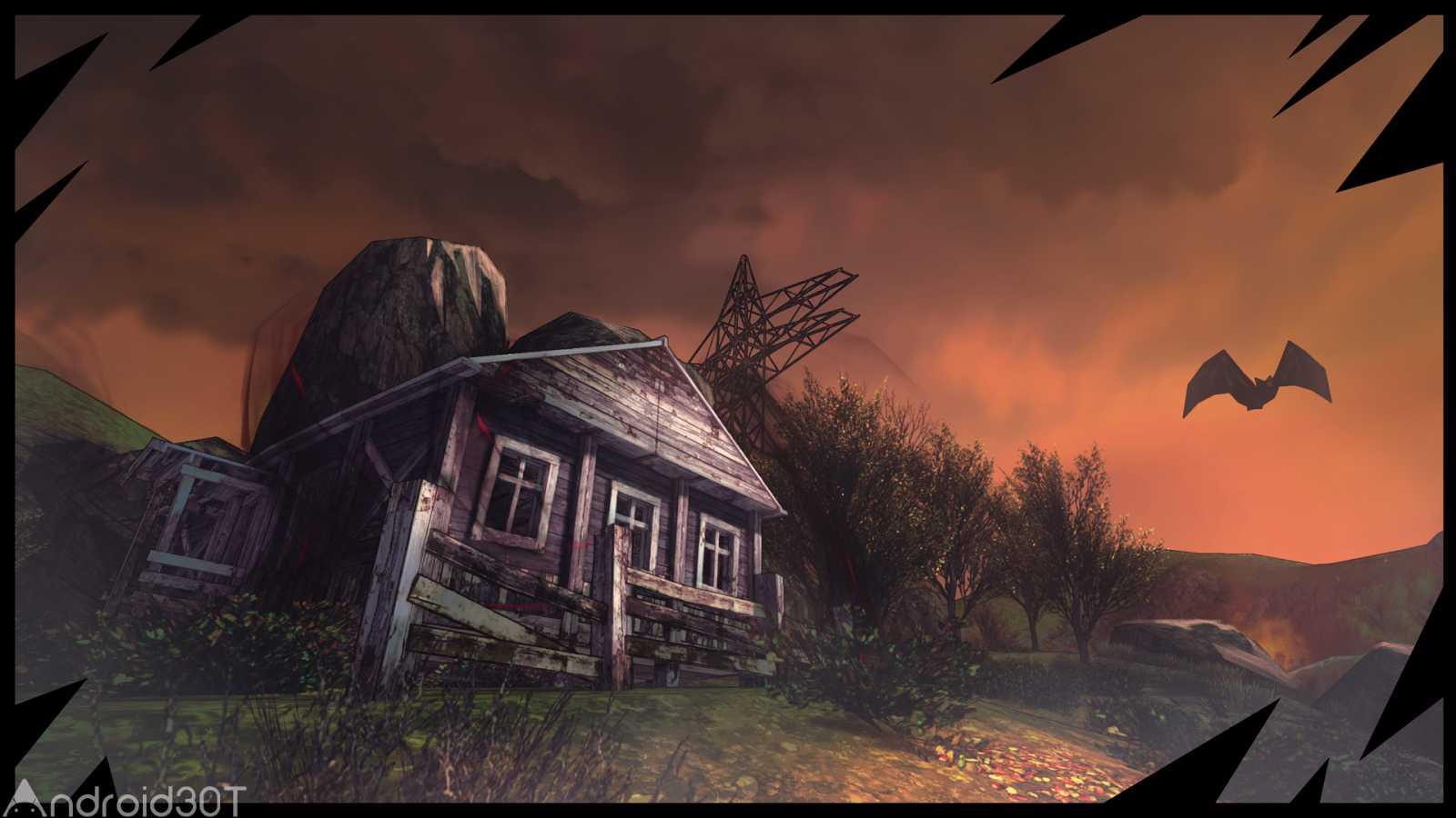 دانلود Shadows of Kurgansk 1.3.60 – بازی ماجراجویی راز بقا اندروید