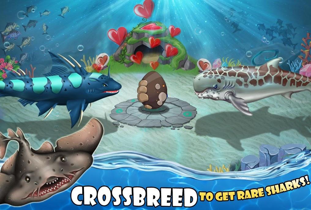 دانلود Shark World 11.92 – بازی جذاب دنیای کوسه ها اندروید