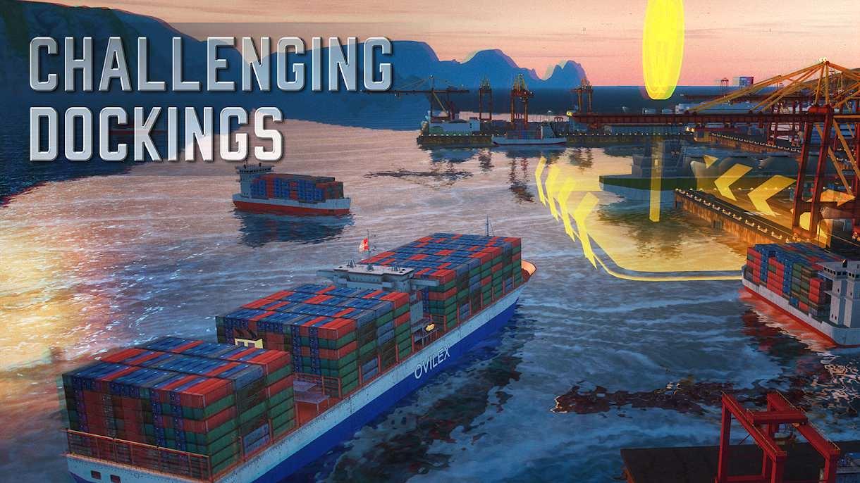 دانلود ۲٫۱٫۲ Ship Sim 2020 – بازی شبیه ساز کشتی اندروید