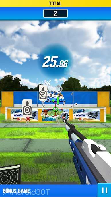 دانلود Shooting Champion 1.1.7 – بازی ورزش تیراندازی برای اندروید