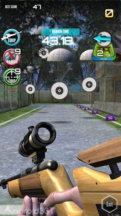 دانلود Shooting King 1.5.4 – بازی تیراندازی به هدف اندروید