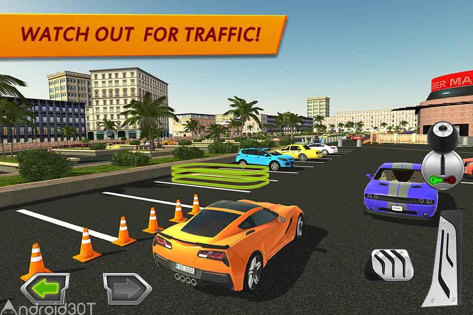 دانلود Shopping Mall Car Driving 1.0 – بازی رانندگی در مرکز خرید اندروید
