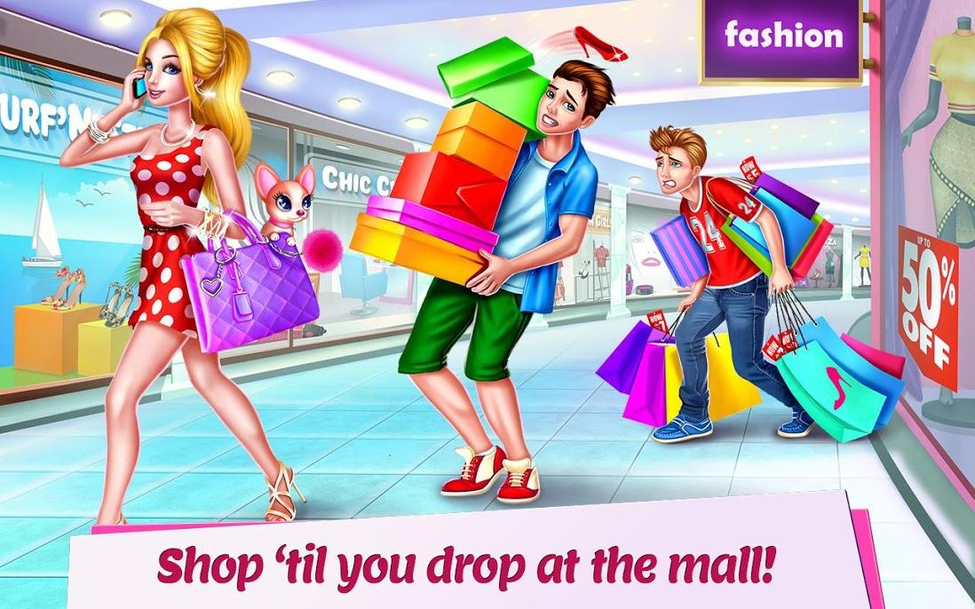 دانلود Shopping Mall Girl 2.2.3 – بازی دخترانه خرید لباس اندروید