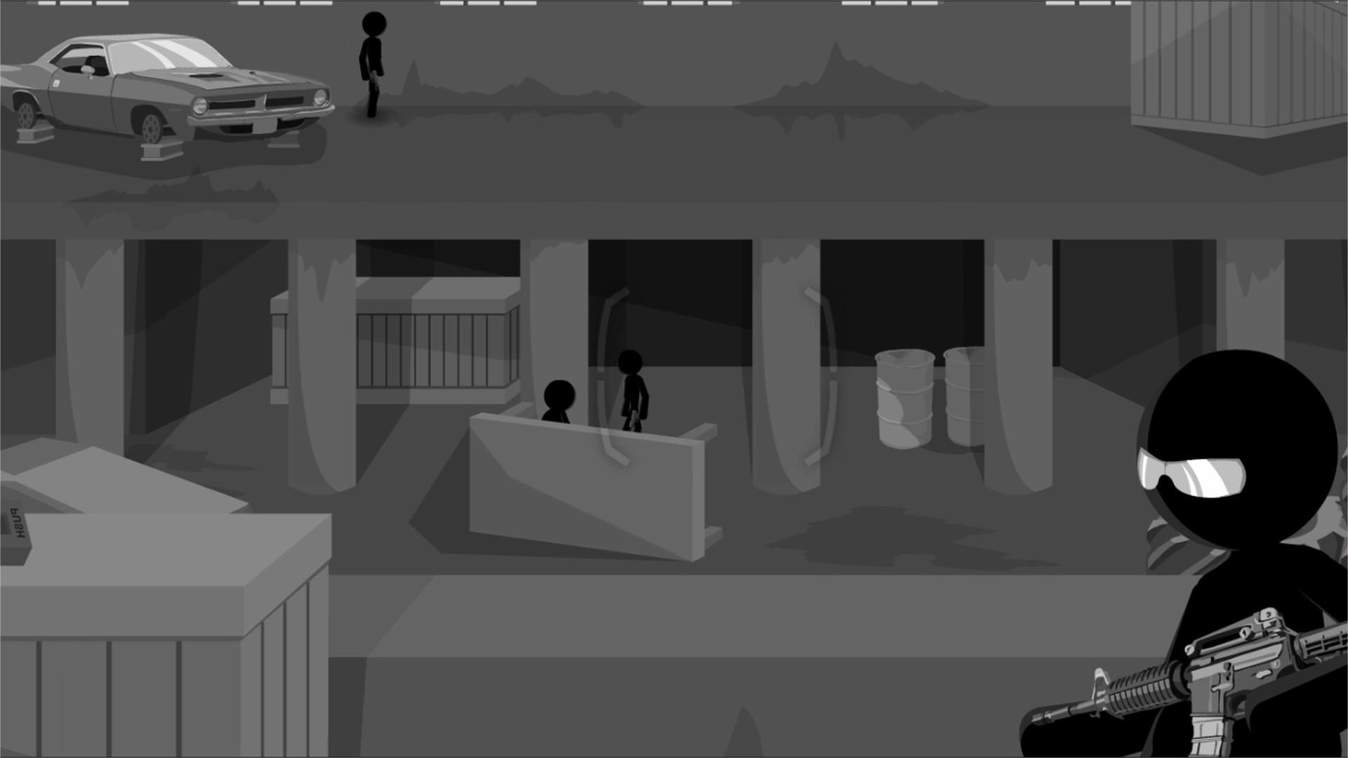 دانلود Sift Heads – Reborn 1.2.56 – بازی اکشن استیکمنی اندروید