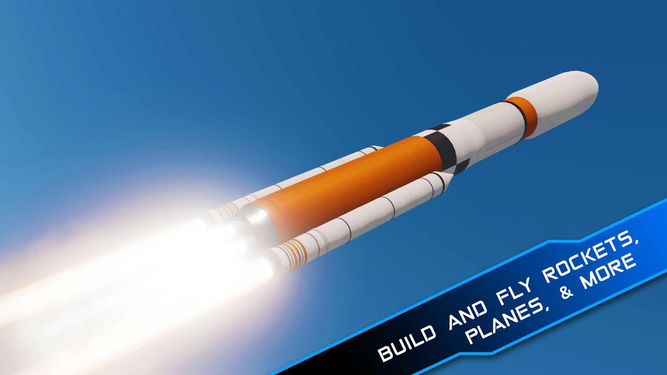 دانلود SimpleRockets 2 v0.9.700 – بازی ساخت موشک 2 اندروید