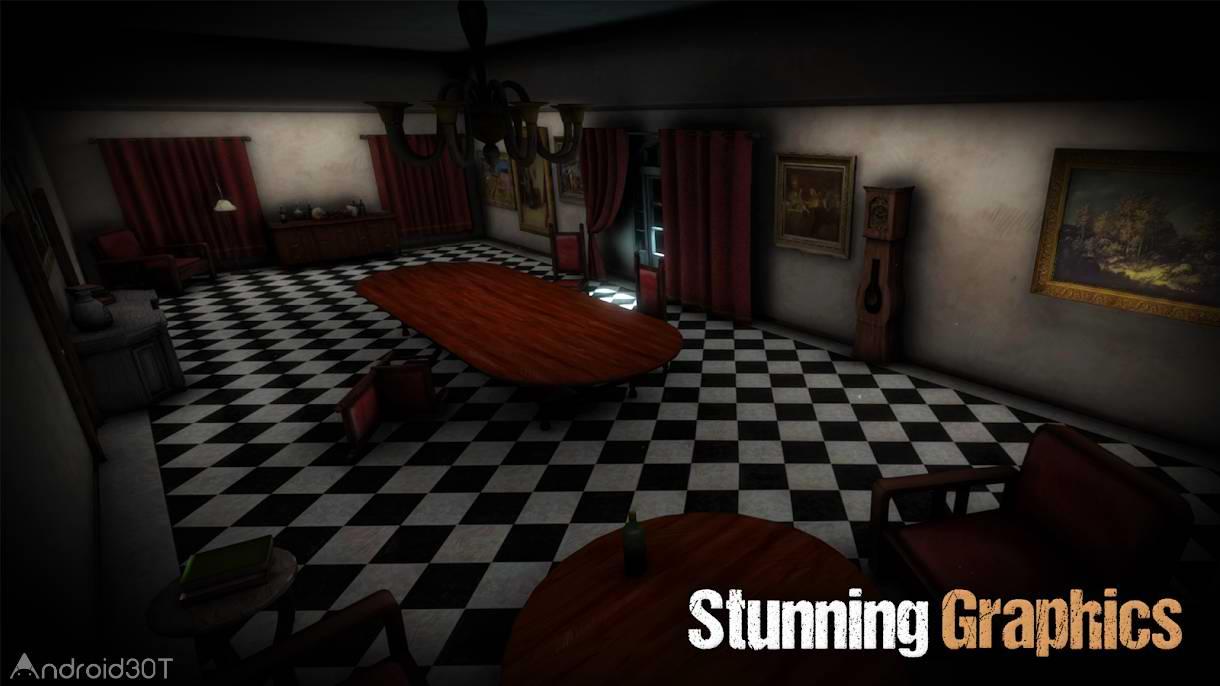 دانلود Sinister Edge – 3D Horror Game 2.5.3 – بازی ماجراجویی اندروید