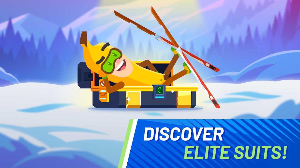 دانلود 1.0.30 Ski Jump Challenge – بازی جذاب اسکی برای اندروید