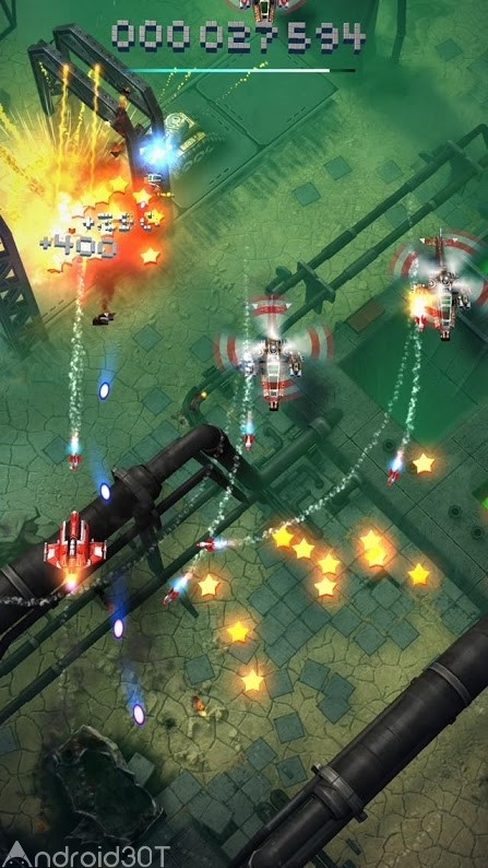 دانلود Sky Force Reloaded 1.95 – بازی رقابتی جنگ آسمانی اندروید