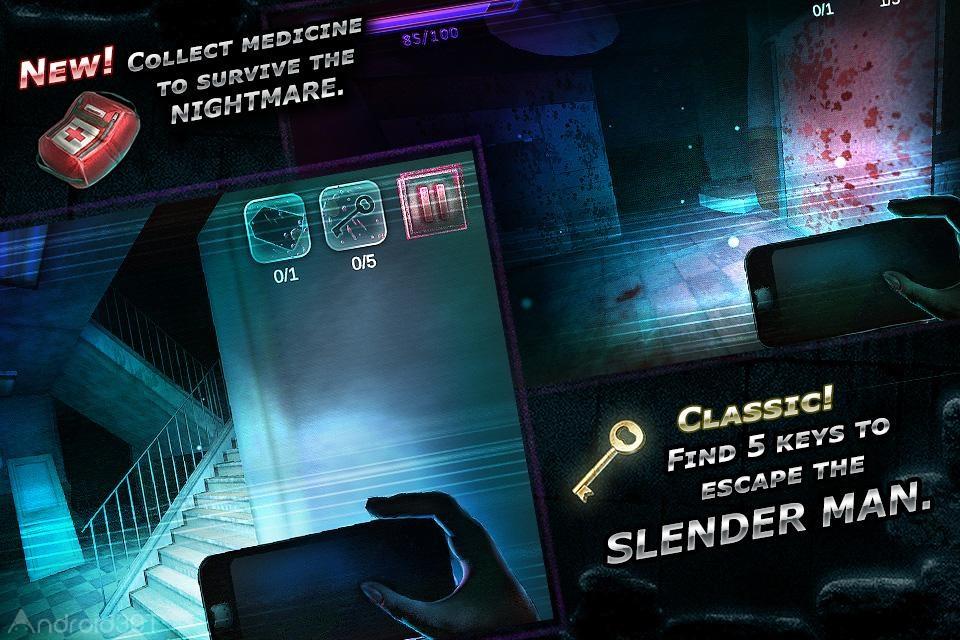 SlenderMan Origins 3 Full Paid 1.291 – بازی ترسناک سلندرمن 3 اندروید