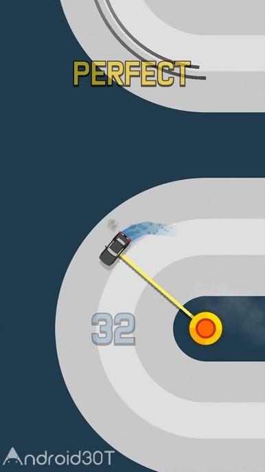 دانلود Sling Drift 2.30 – بازی اکشن رانش لغزش برای اندروید