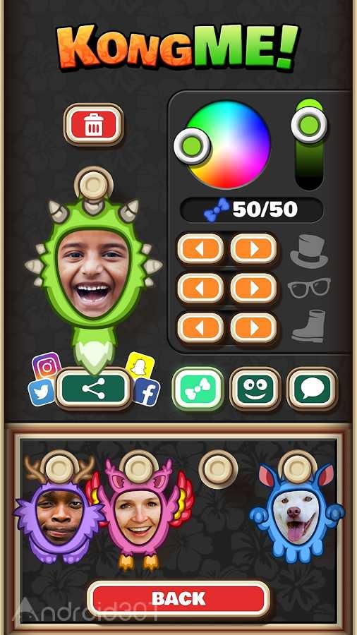 دانلود Sling Kong 3.18.0 – بازی مهیج پرتاب میمون اندروید