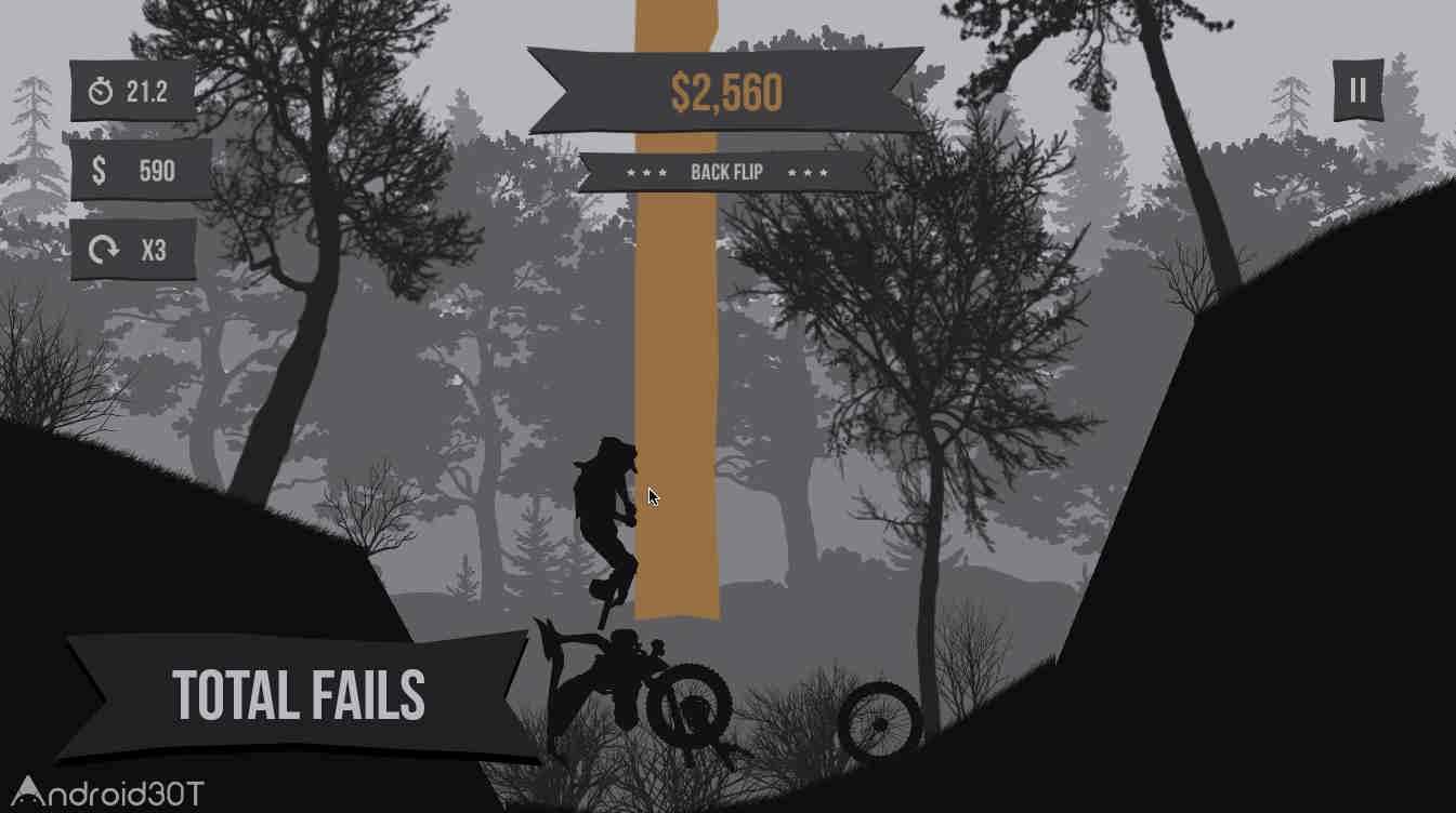 دانلود Smashable 2 v1.0.00 – بازی موتورسواری کم حجم اندروید