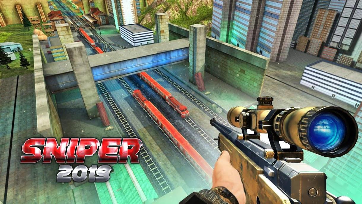 دانلود 1.4 Sniper 3D – 2019 – بازی اکشن تک تیراندازی اندروید
